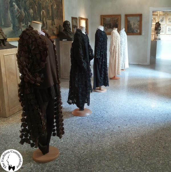 Valentina Cortese - Mostra Milano - last room