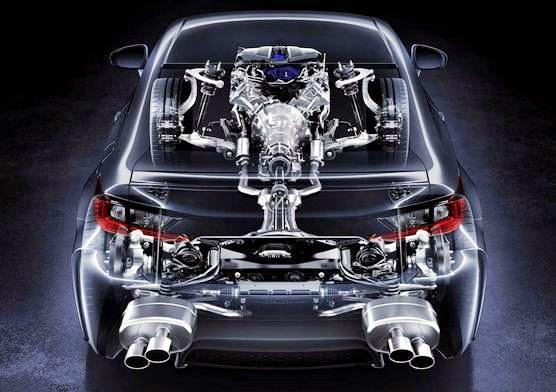 2015 Lexus IS 250 Review Uk