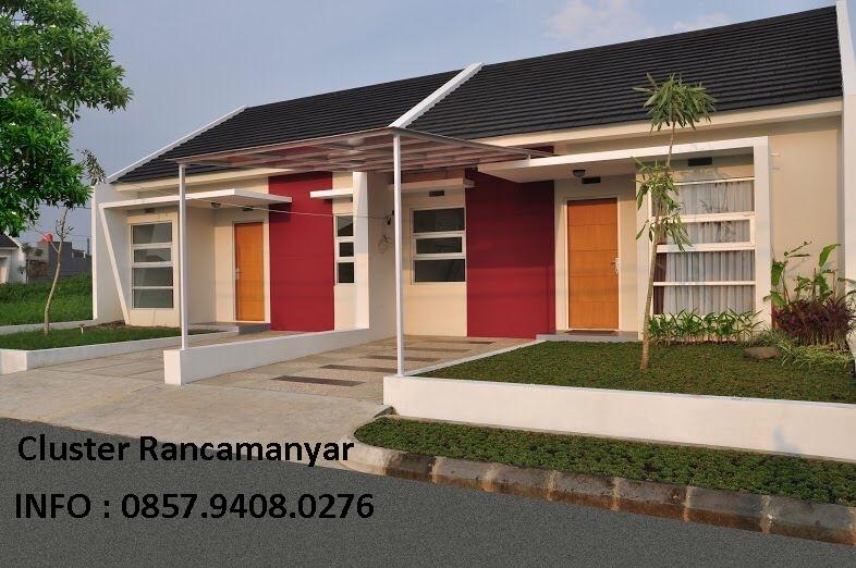 Perumahan Cluster Rancamanyar Rumah Minimalis Bandung Info