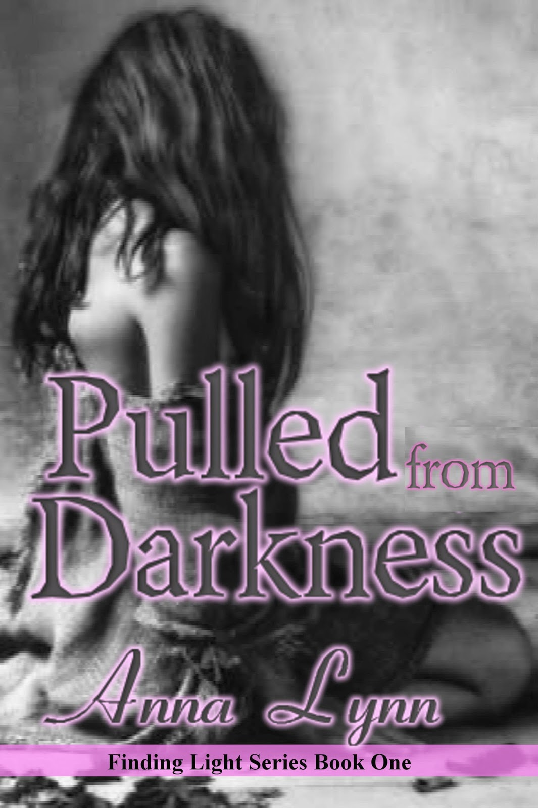 book cover art for Pulled by Darkness by Anna Lynn