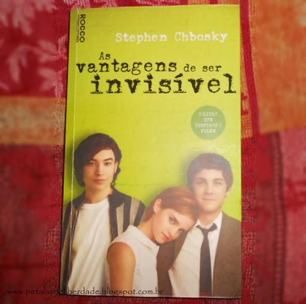 livro, As Vantagens de Ser Invisível, Stephen Chbosky, barato, baixar,