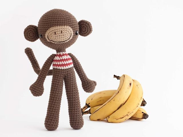 amigurumi-mono-monkey