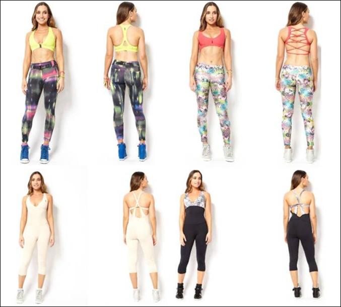 Rafaela Salvadori Activewear