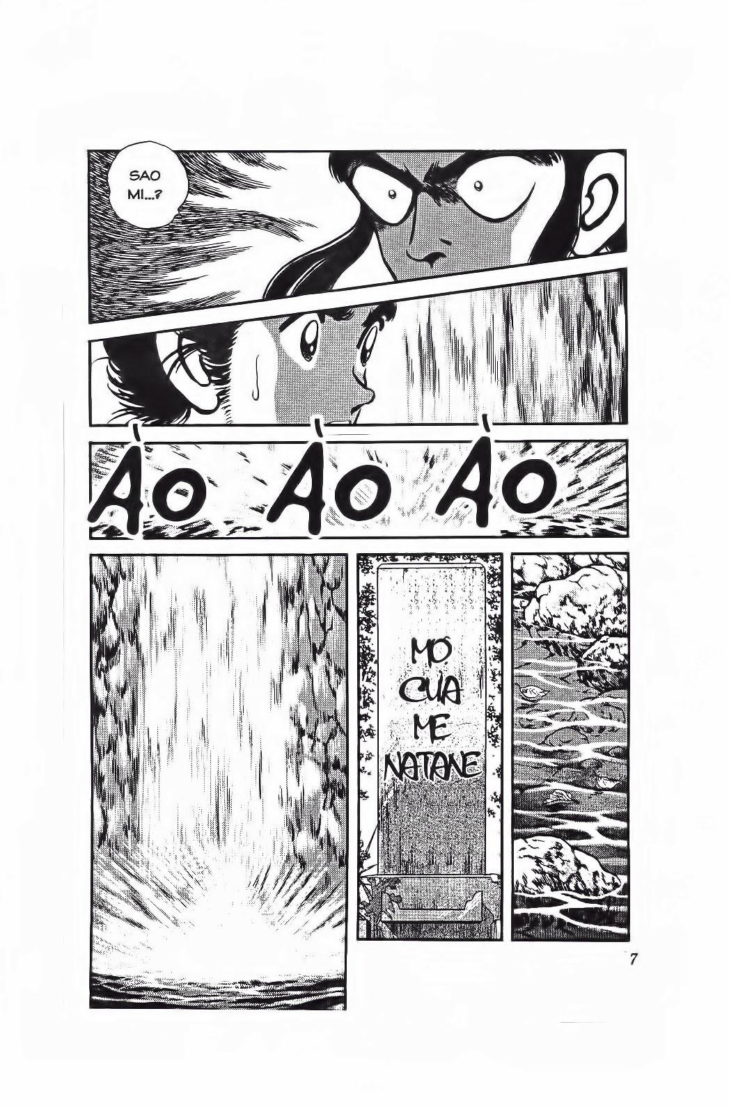 Nijiiro Togarashi - Ớt Bảy Màu chap 80 - Trang 4