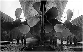 Helices del Titanic