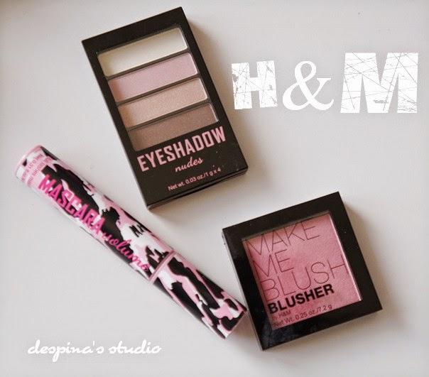 Η&M makeup/