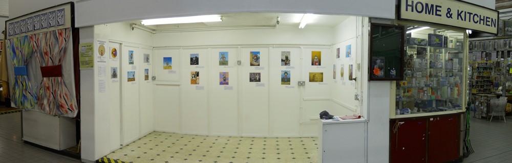 Exposición en Castle Market y cómo encuadrar fotos