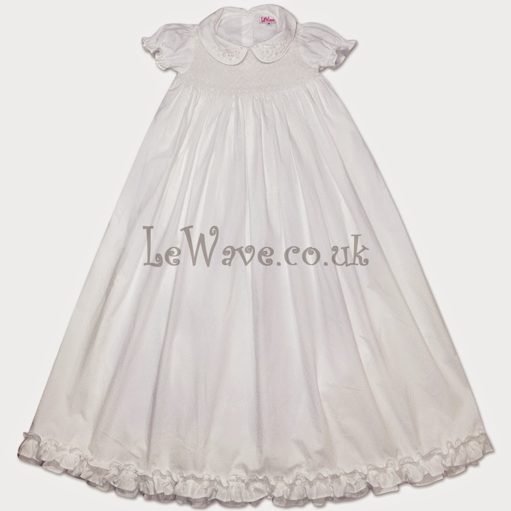 Babeeni products: How to make children christening gowns from ...