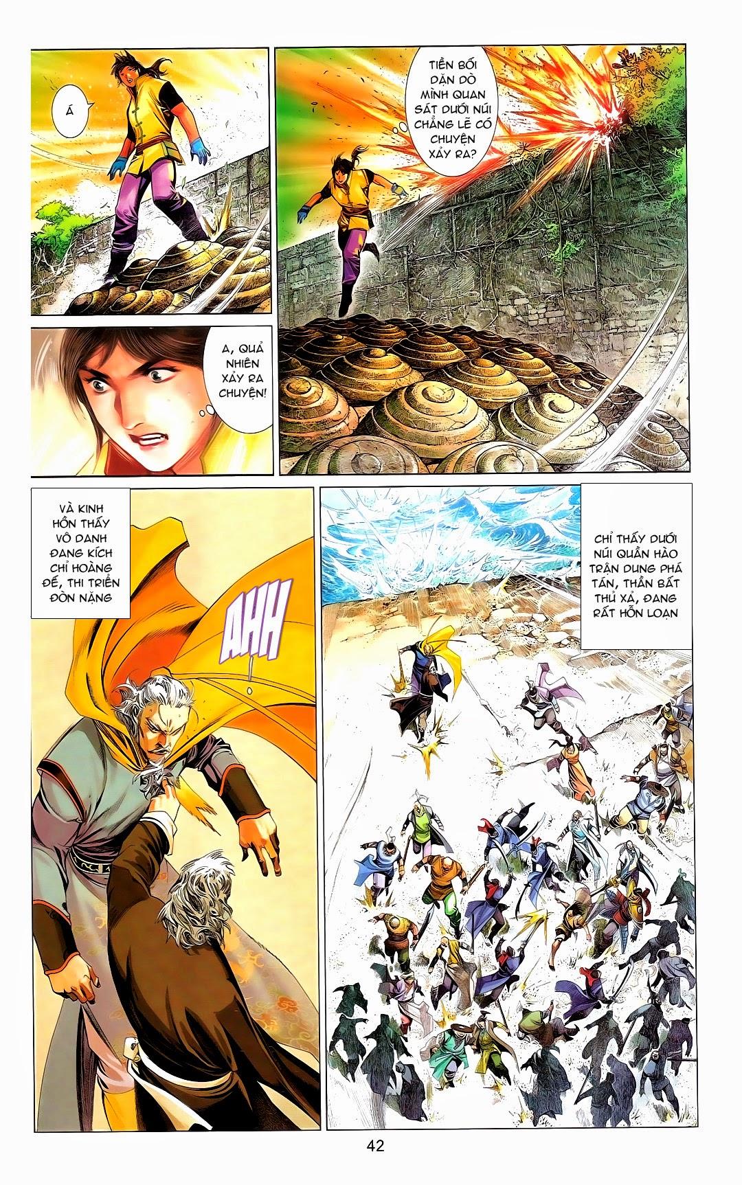 Phong Vân chap 668B Trang 18 - Mangak.info