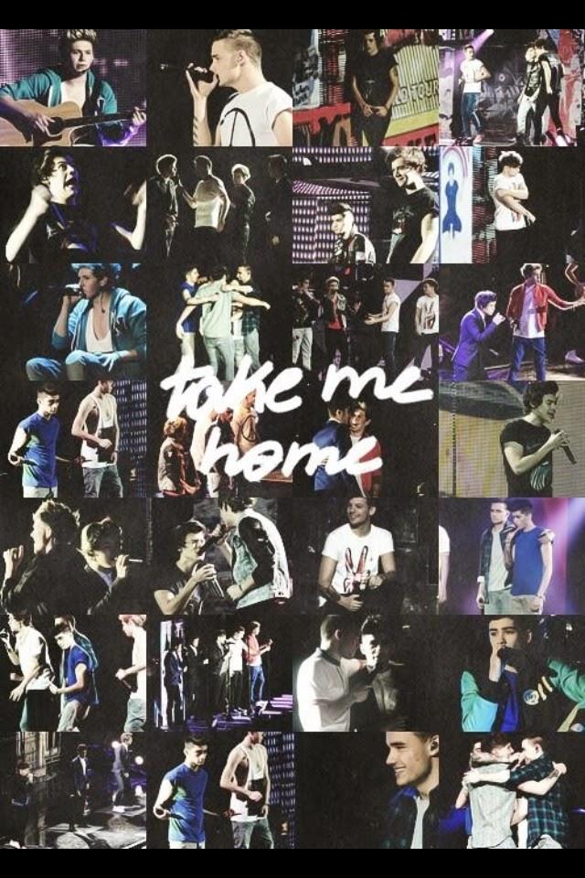 Take me home♥