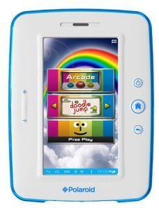 Polaroid Ciptakan Tablet Imut Seharga Rp. 1,4 Juta