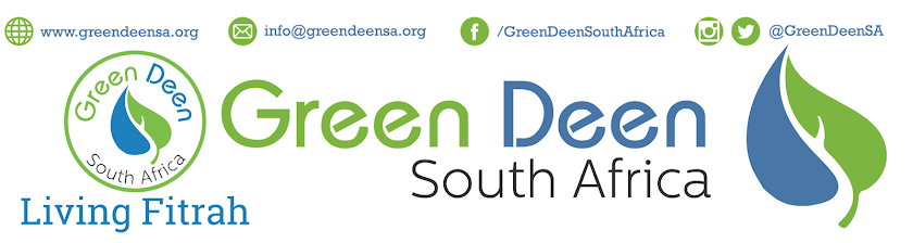 Green Deen Campaign South Africa