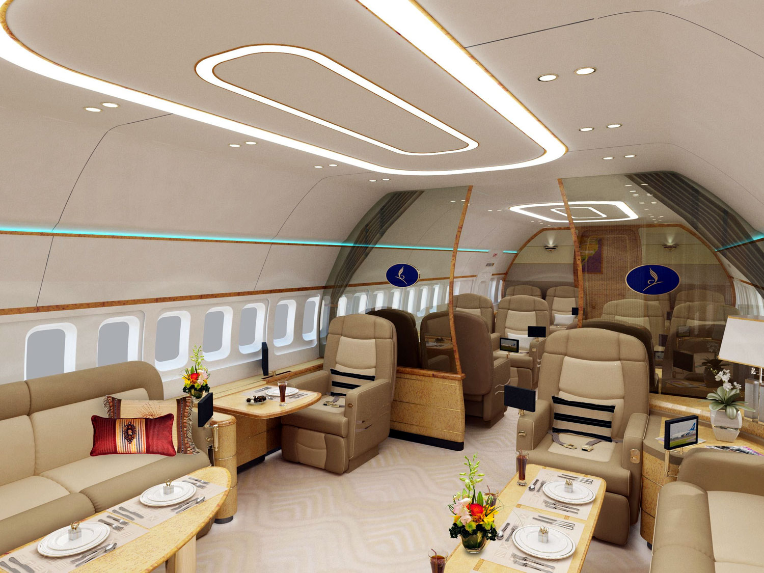 Luxury Private Jets  Bellisima