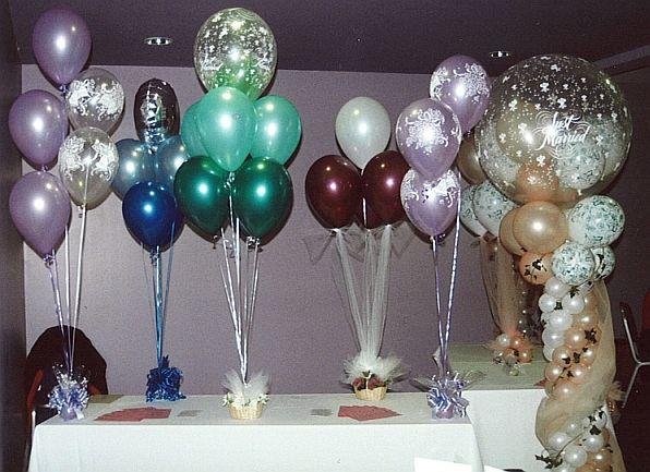 Balloon ideas invitations pictures