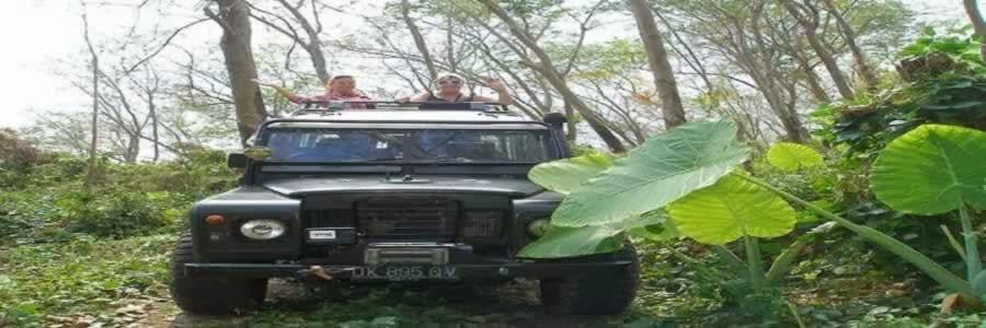Bali Jeep Tour