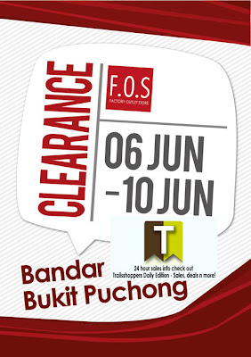 F.O.S Clearance Event-Selangor