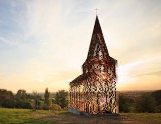 OTO MOBIL: 8 Desain Bangunan Gereja Unik di Dunia