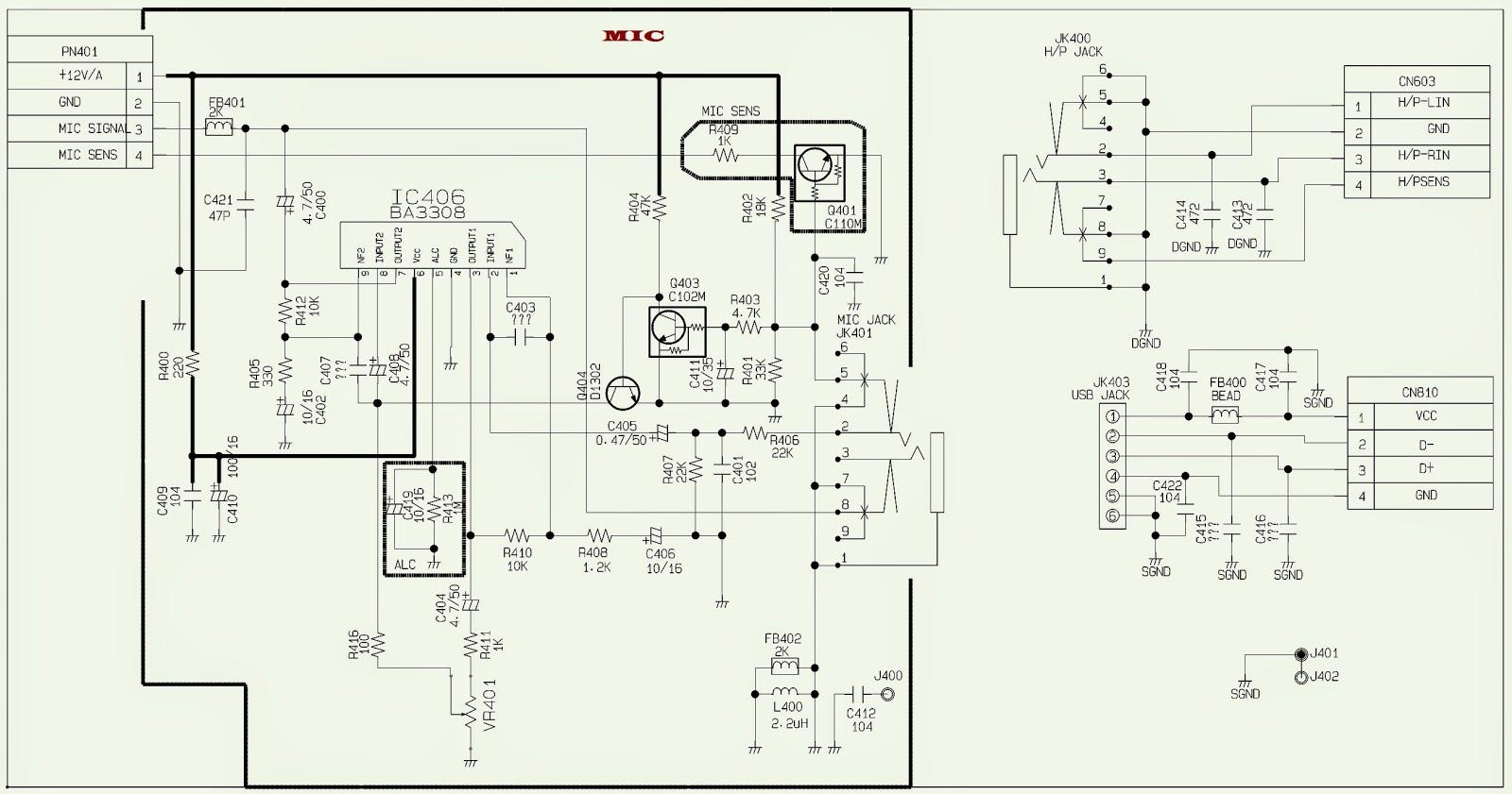 3-cd changer dvd  u2013 schematics - lg
