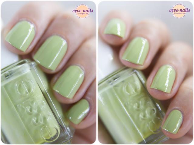 pistacchio nail polish