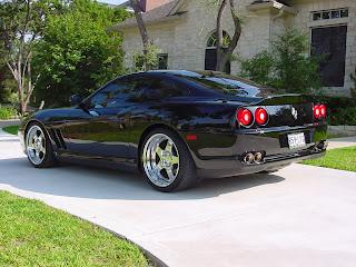 Ferrari-550-Maranello-Black-HD