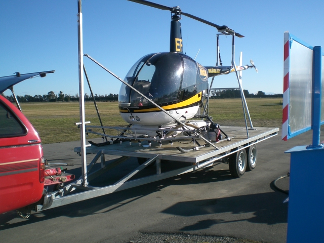 Ln Oay Pilot Flight Academy Robinson R22