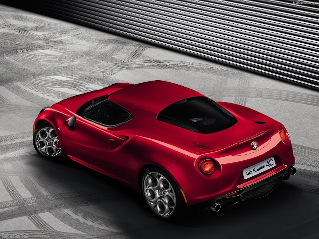 2014 Alfa Romeo Wallpapers