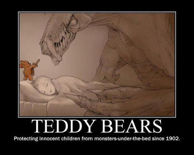 Teddy Bears; support this artist! http://begemott.deviantart.com/