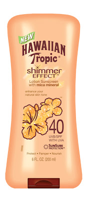 Hawaiian+Tropic+Shimmer+Effect+Lotion+SPF+40 Hawaiian Tropic Shimmer Effect Lotions Giveaway!
