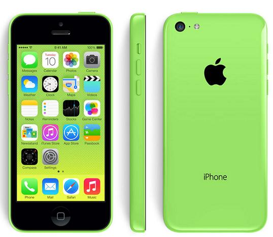 Apple iPhone 5C - Luxury Smartphone in a Budget