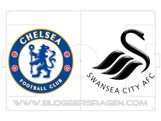 Prediksi Pertandingan Swansea City vs Chelsea