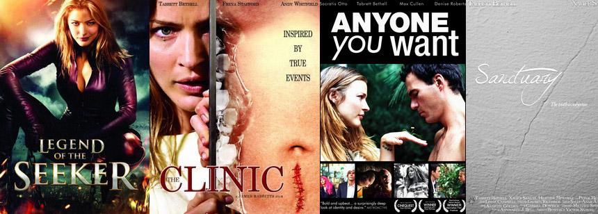 Tabrett Bethell's films
