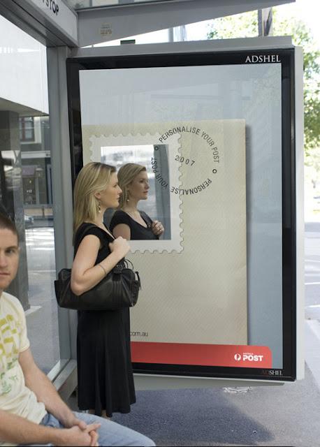 Postal Service Advertisement