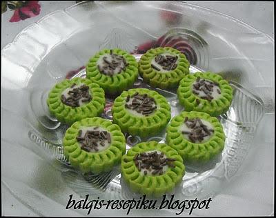 Biskut Pandan Sweet