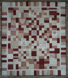 Potpourri (Celine) Quilt