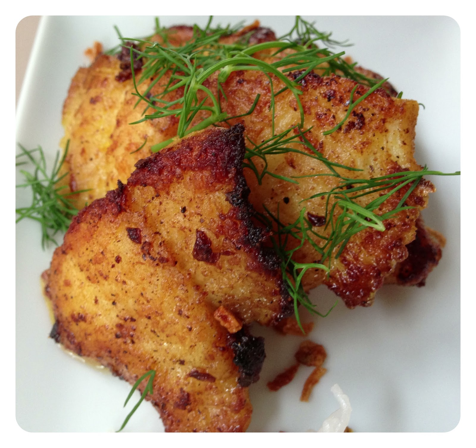 Vietnamese Tilapia With Turmeric & Dill Recipe — Dishmaps