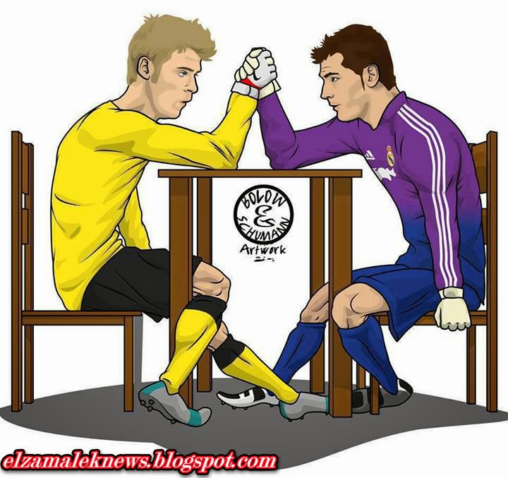 who wins Casillas or de Gea?