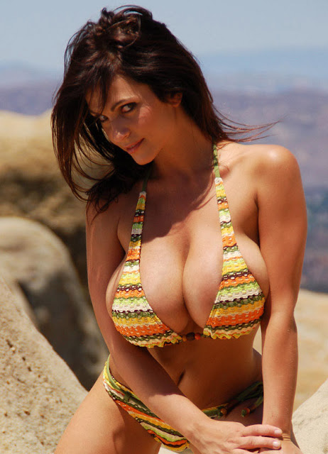 denise milani picture