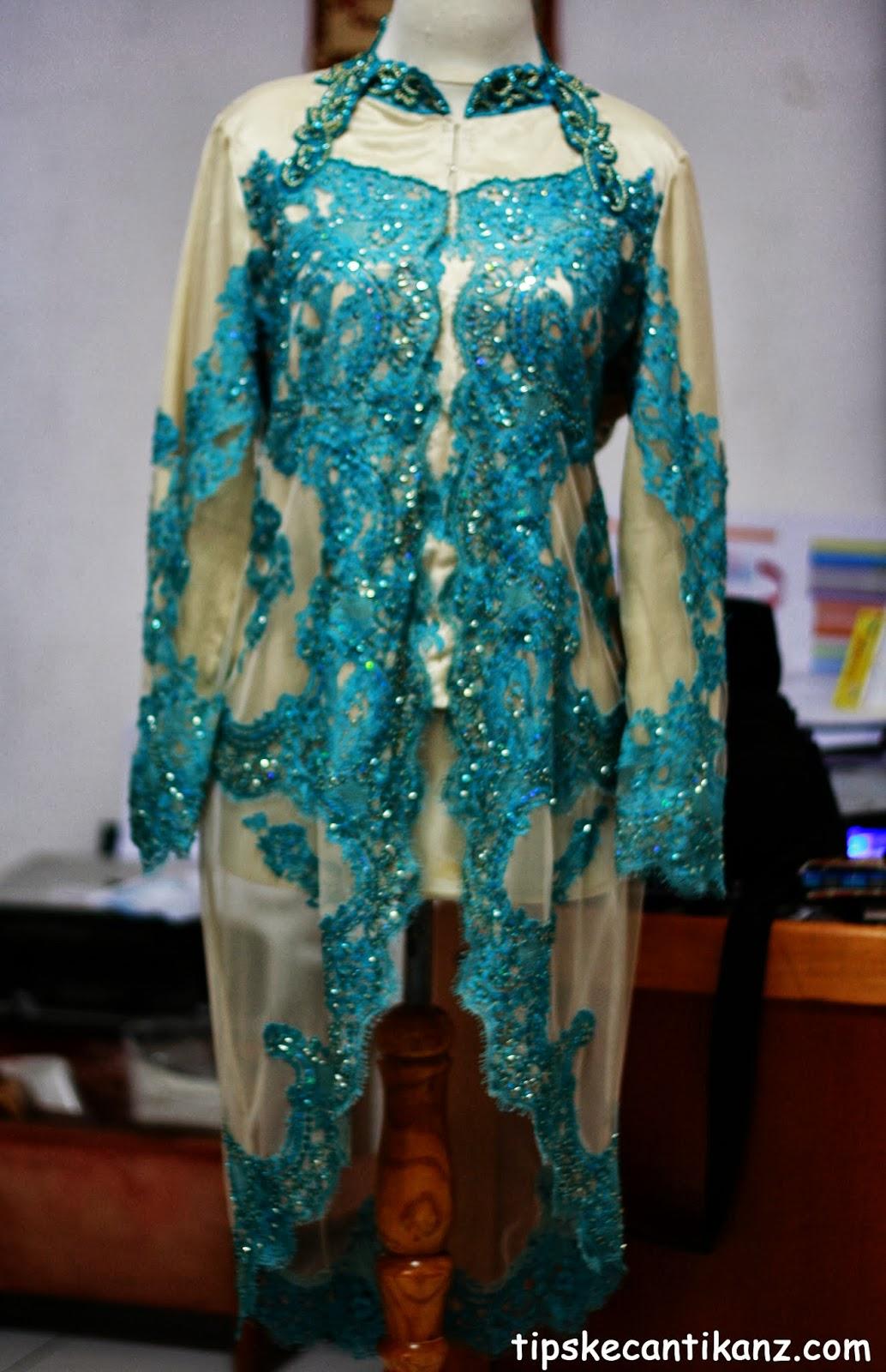 Model Baju Kerja Untuk Badan Gemuk Gambar Model Batik