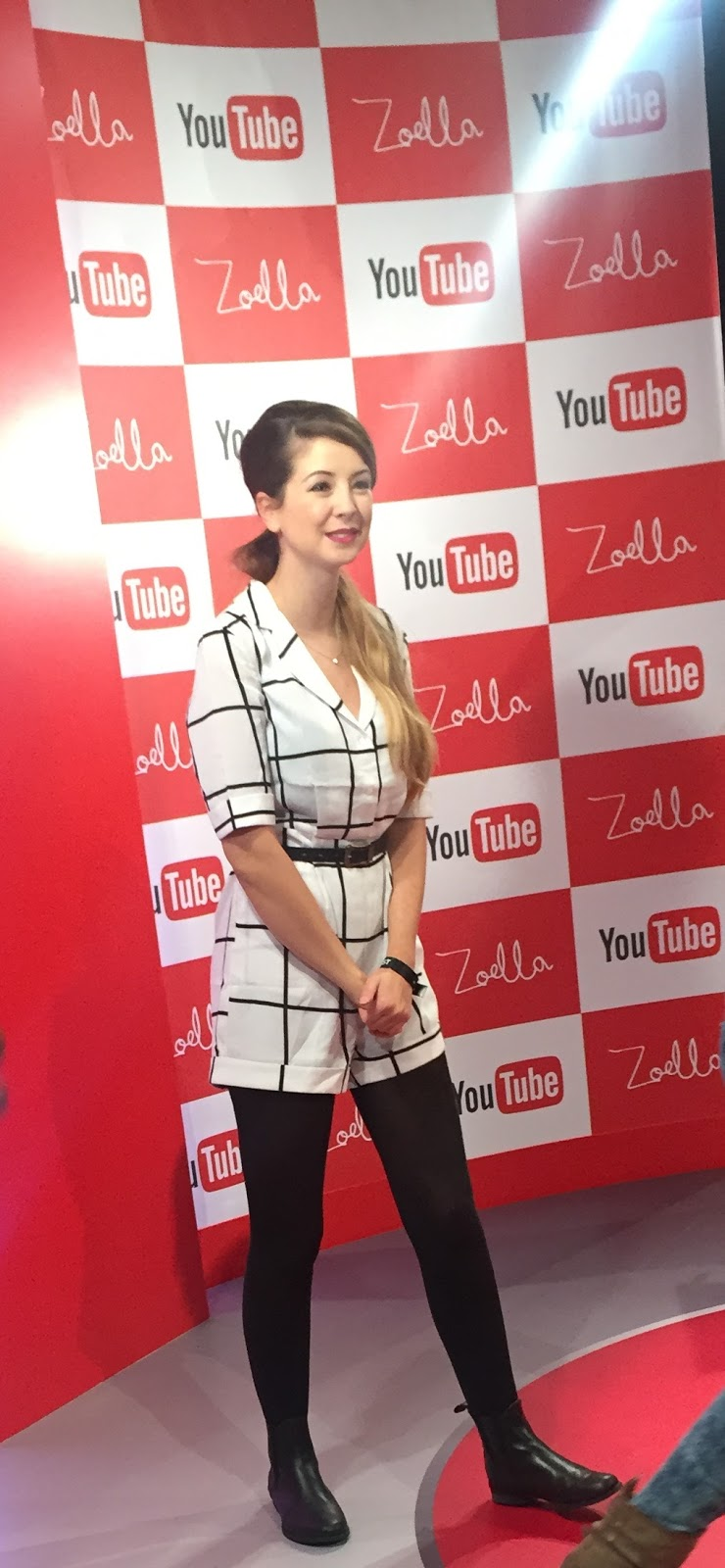 Fabuleuse Beauty Exclusive Meet And Greet With Zoella