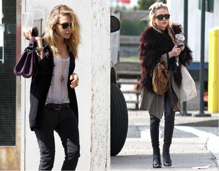 Style Crush The Olsen Twins