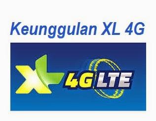 Keunggulan dan Tarif Paket Internet Xl 4G