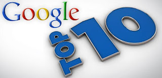 Top 10  Google Dengan Template Seo Friendly