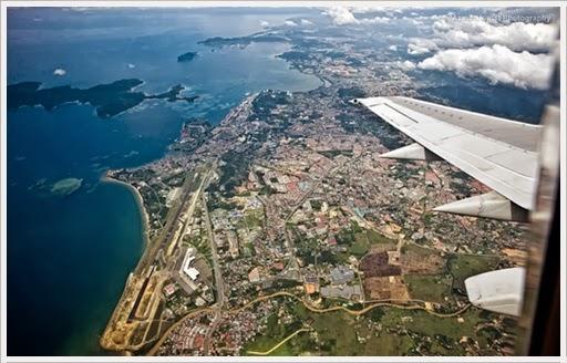 Merehatkan Diri Di Luar Negeri - Pemandangan Kota Kinabalu