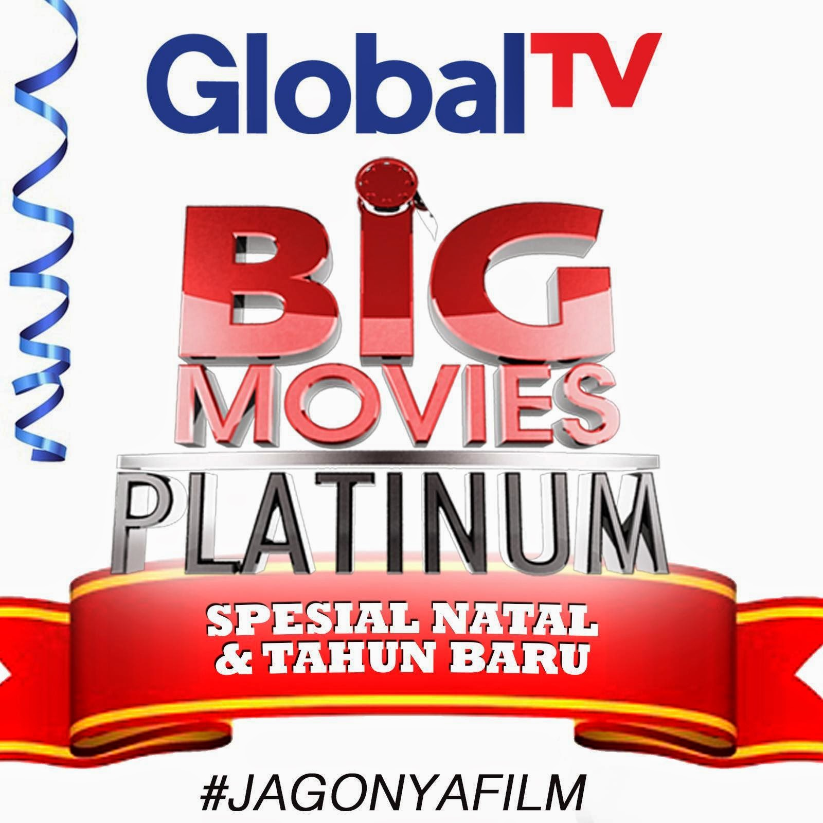 Soundtrack Iklan BIG MOVIES PLATINUM Spesial NATAL & TAHUN BARU Global TV