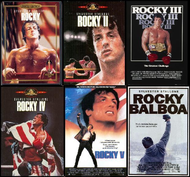 Saga Rocky%255B1%255D Bio Celebra O 35º Aniversário Da Estreia De «Rocky Balboa»