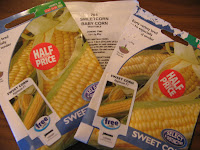 seeds...Baby-corn and Sweetcorn (applause).