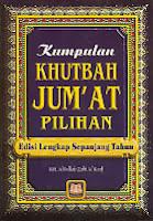 toko buku rahma: buku kumpulan khutbah jumat pilihan, pengarang kh.abdullah zaki al kaaf, penerbit pustaka setia