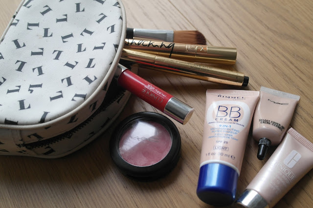 Beauty Essentials by What Laura did Next