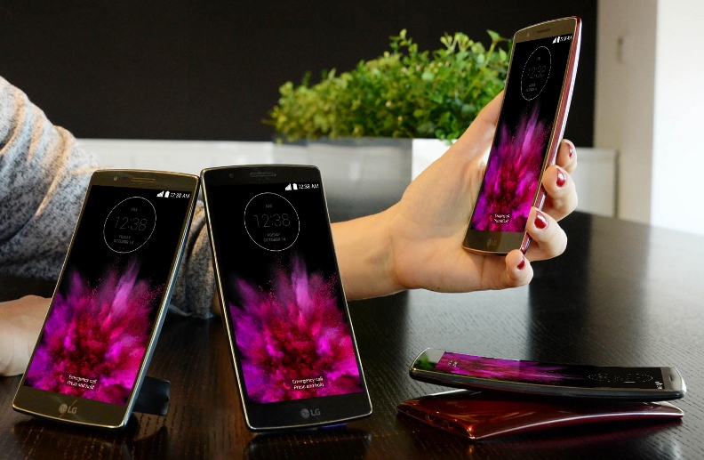 LG G Flex 2 commences global rollout