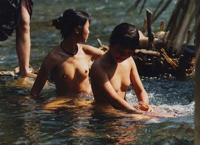 [Khám Phá] - Lên Tây Bắc xem Hot girls dân tộc tắm tiên (Phần 1) 3